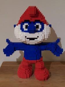 Lego Papa Smurf